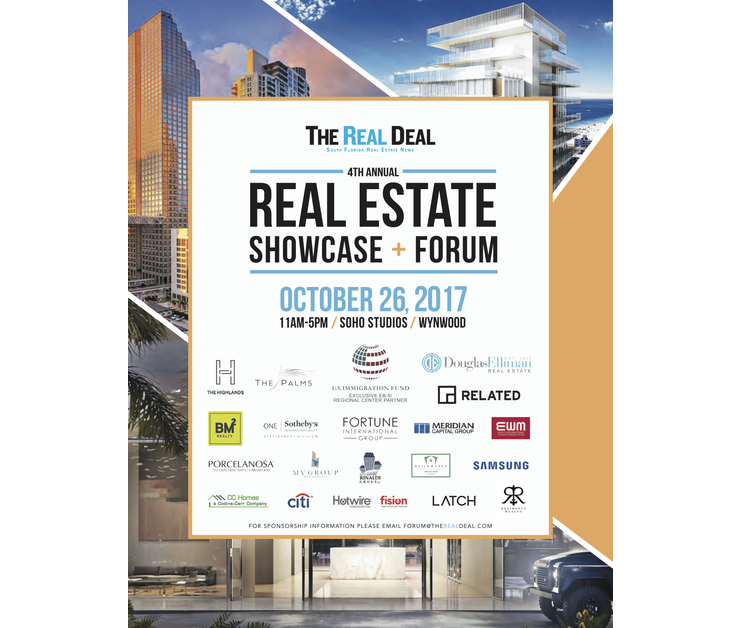 Big the real deal miami sponsorship events