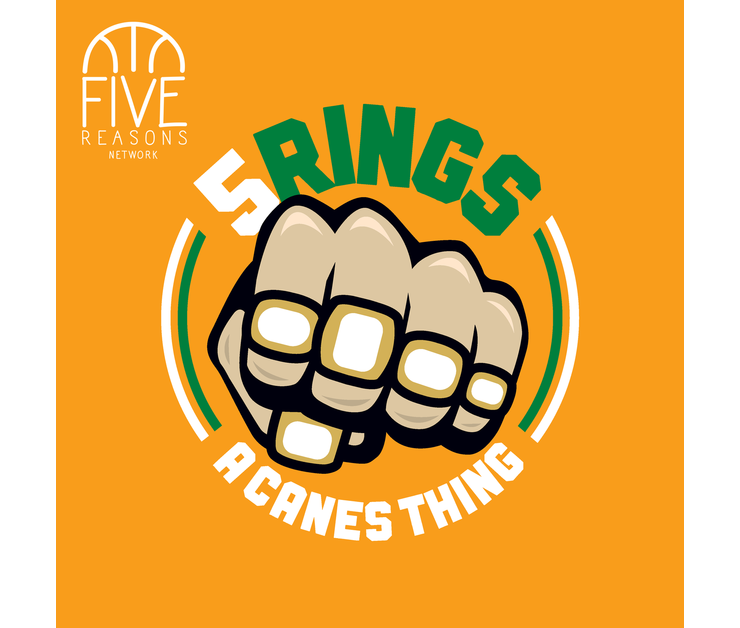 Big 5rings podcast logo