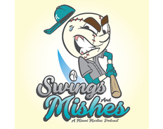 Thumb swings and mishes logo