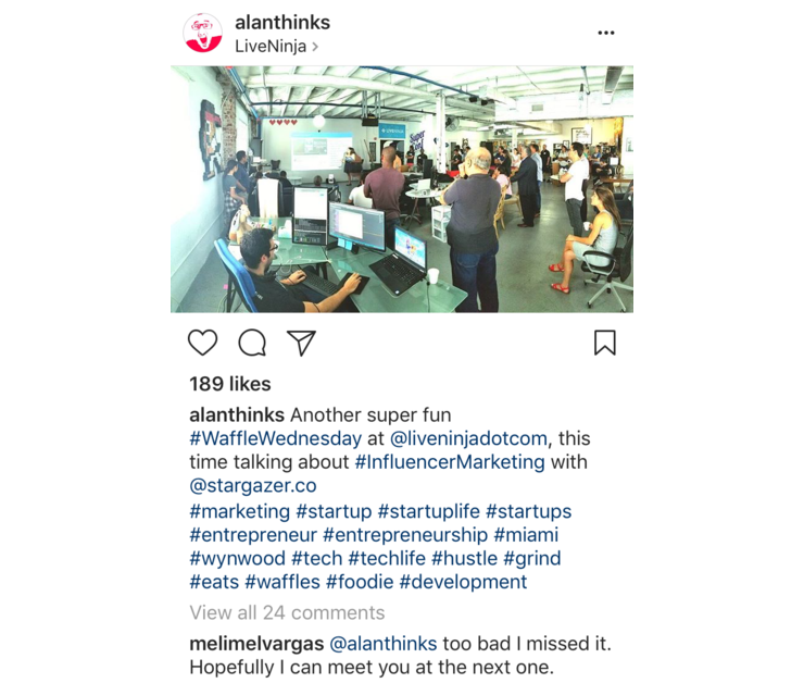 Big alanthinks miami tech instagram