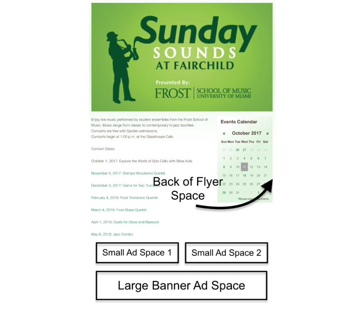 Big fairchild sounds guide full event guide