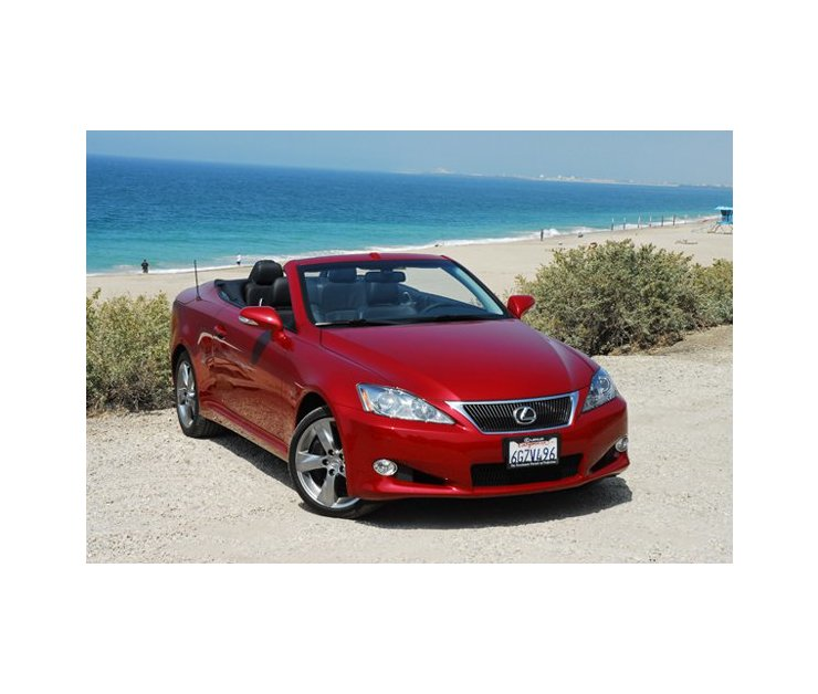 Big 2010lexusis350convertiblebeautylefthiangle01small 585