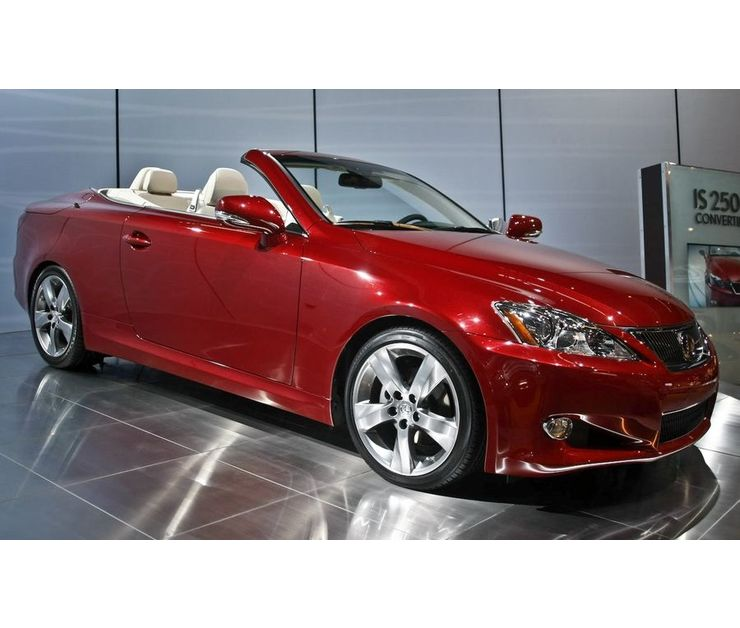 Big 2009 lexus is convertible is250c is350c photo 226900 s original