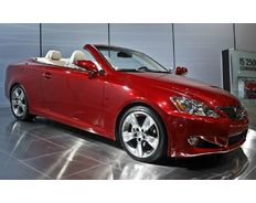 Thumb 2009 lexus is convertible is250c is350c photo 226900 s original