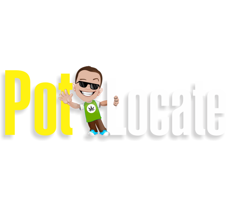 Big potlocate cool logo